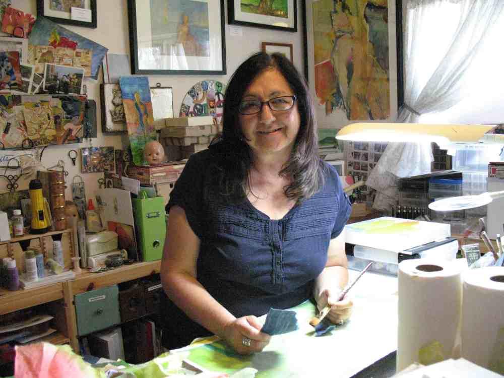Welcome to Aleta Jacobson--Artist!