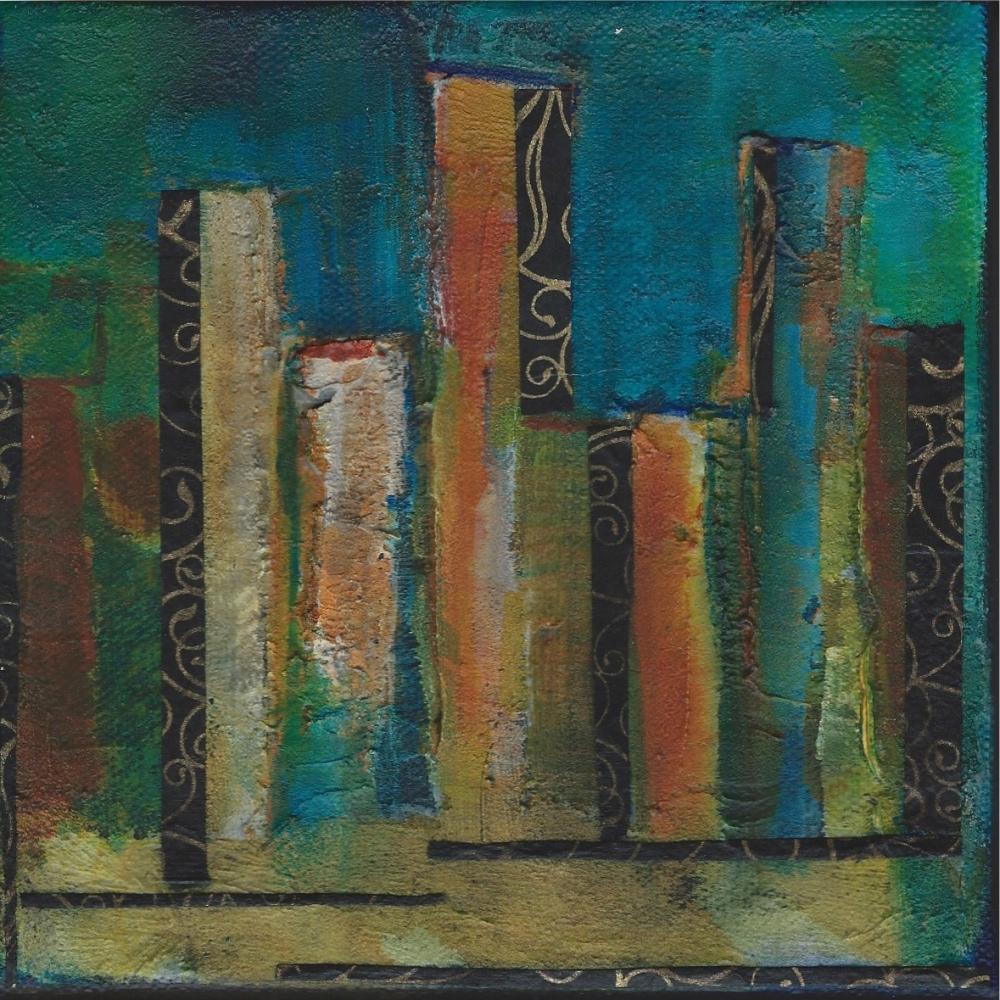 Texture In Art (1/3)